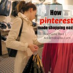 Why Pinterest Has Made Shopping Easier For Me