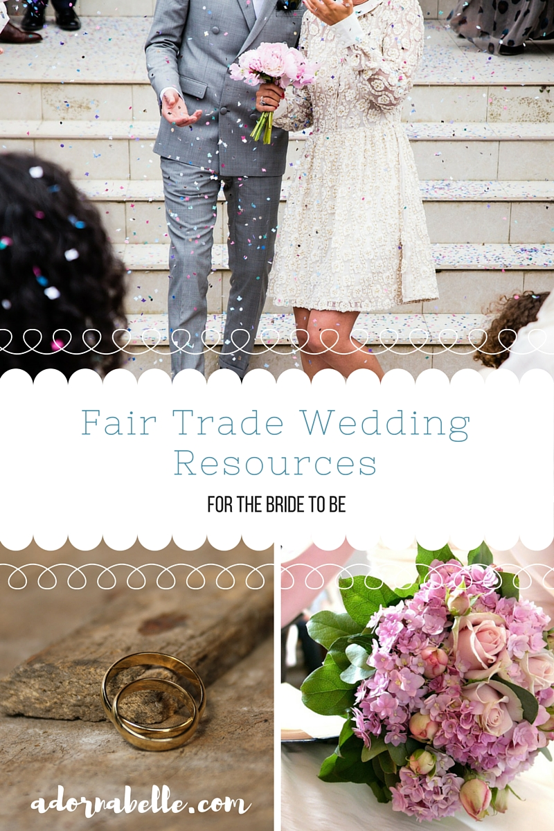 FairTradeWeddingResources