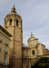We then made our way to the Miguelete, the bell tower of the Catedral de Valencia (cathedral)