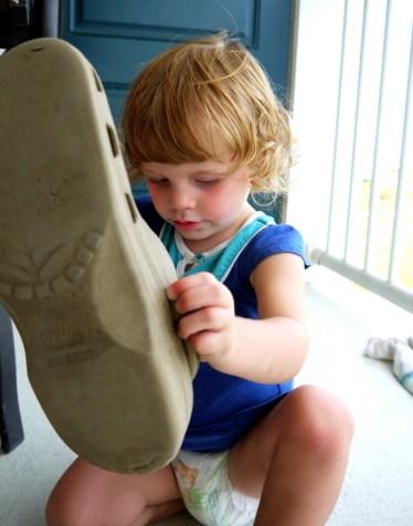 shoe fascination