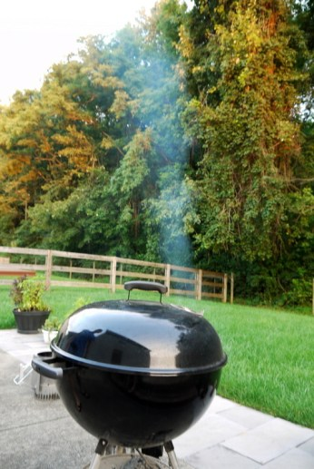 grill evening
