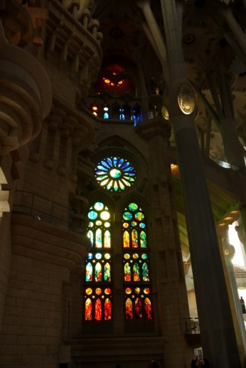 11 stained glass windows