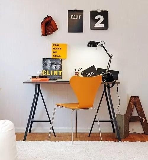 escrivaninhas com cavaletes