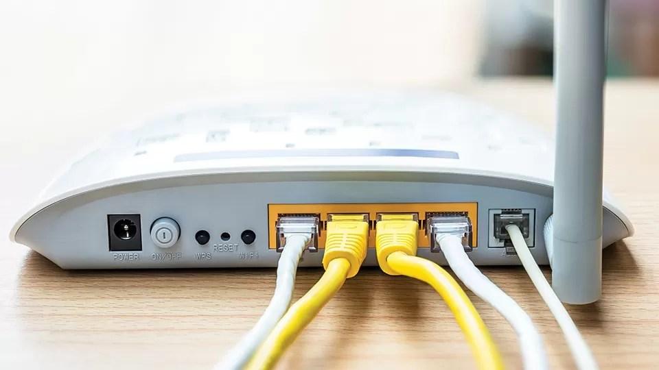 roteadores rede wifi