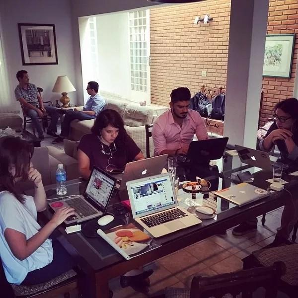 2º encontro de hofficers em São Paulo (Foto: Grupo Hoffice SP)