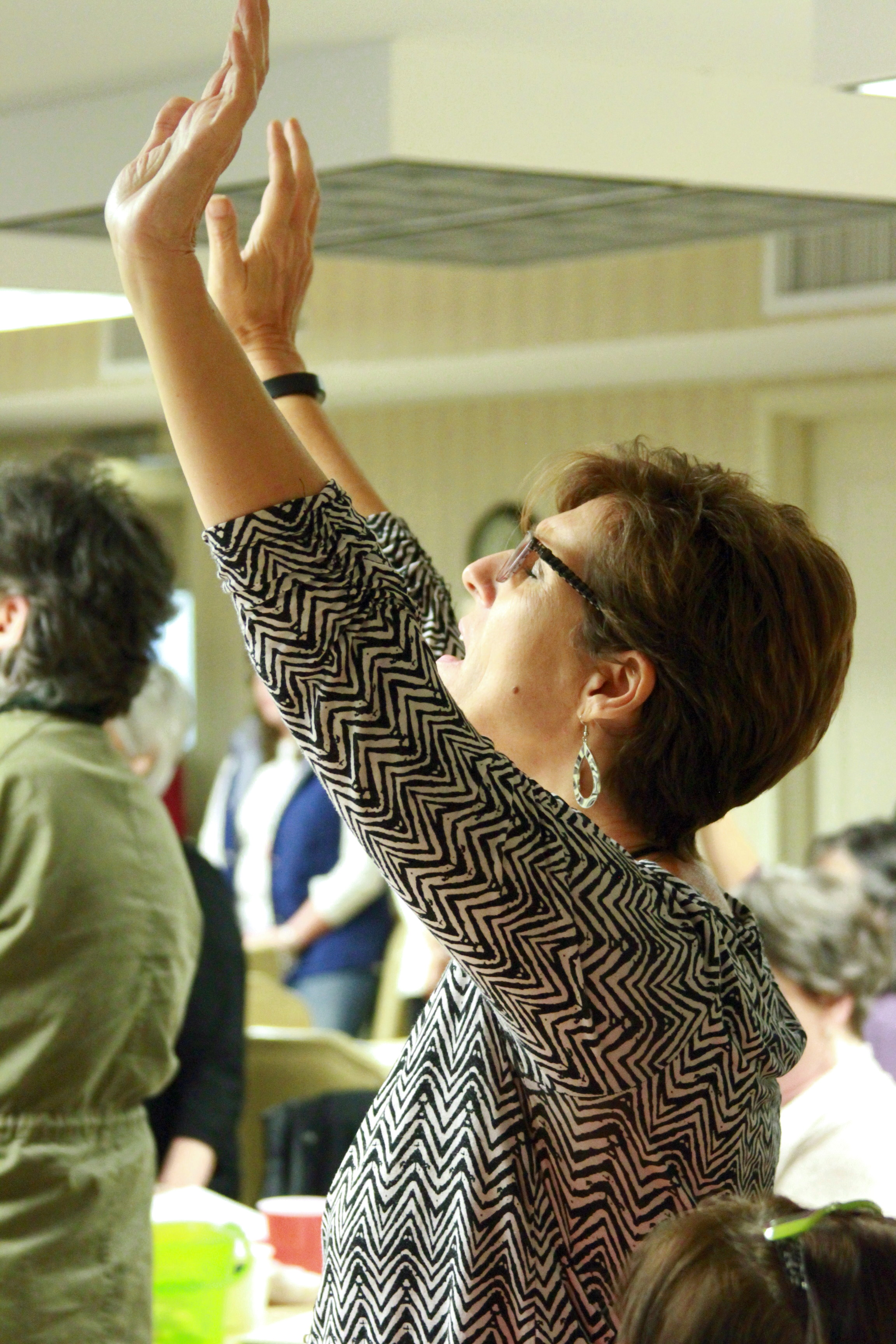 Woman Worshipping Schumann