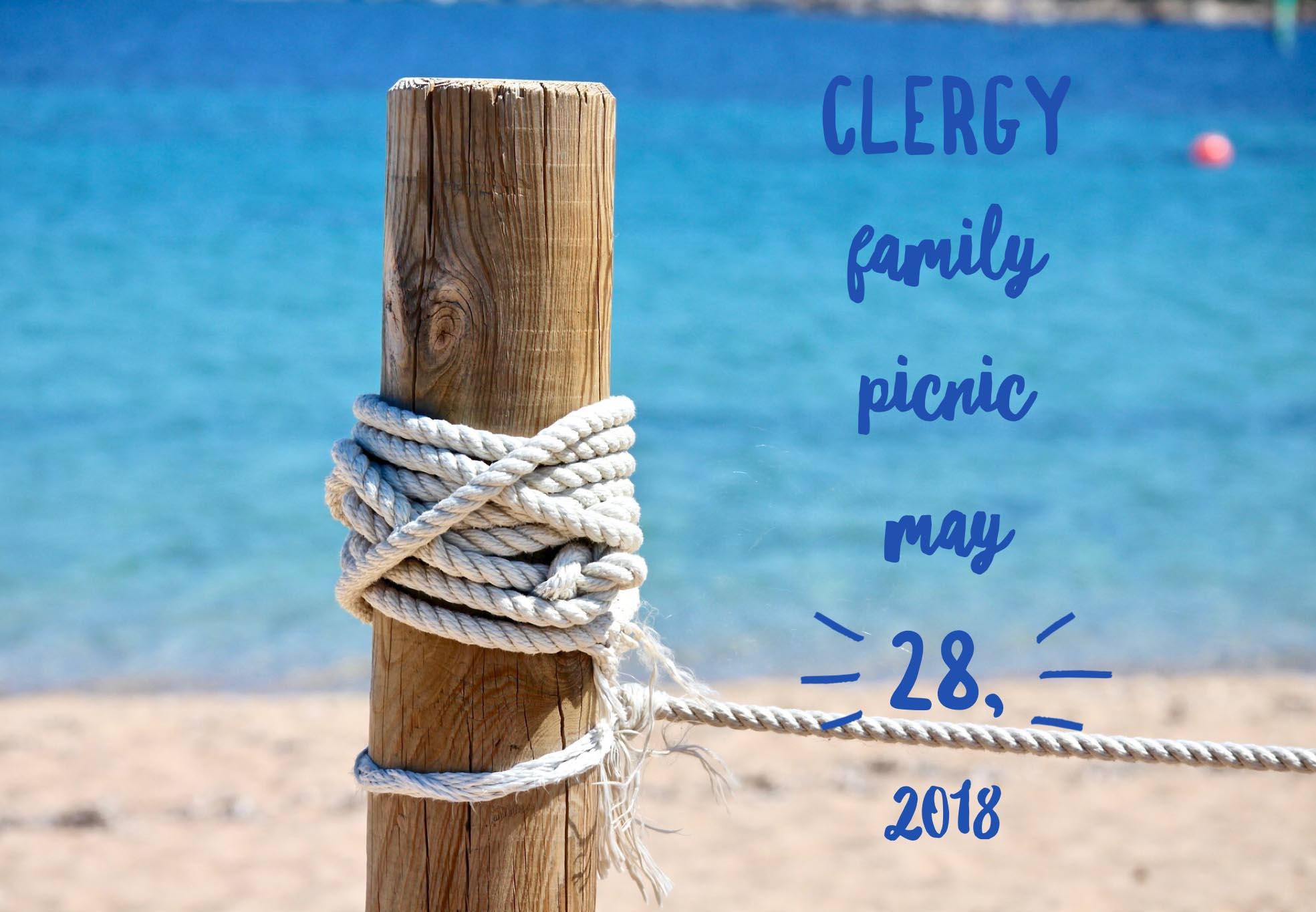Clergy Family Picnic Copy