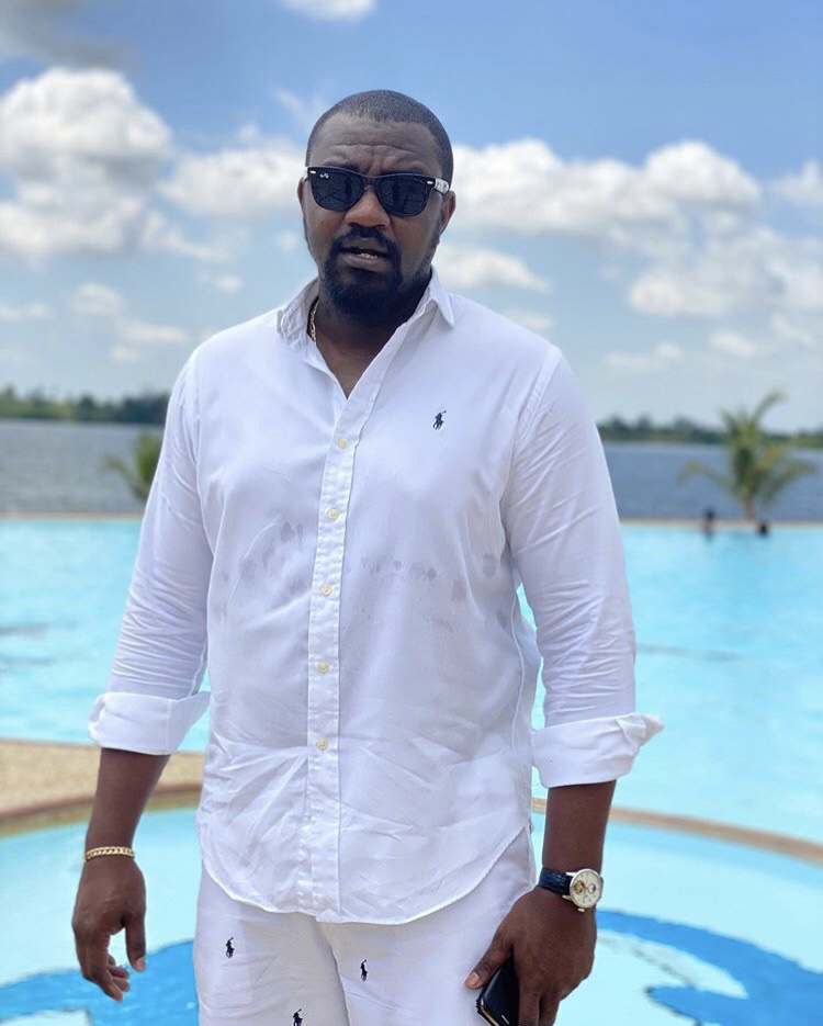"John Dumelo advocates for polygamy and polyandry to be legalized since most married men have ""side-chicks"""