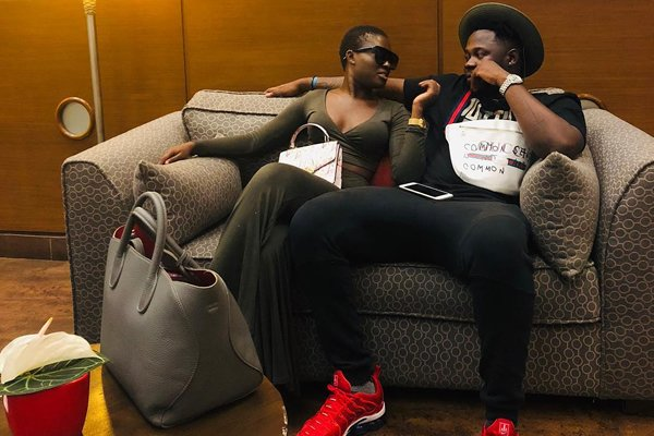 Fella Makafui finally called Medikal back