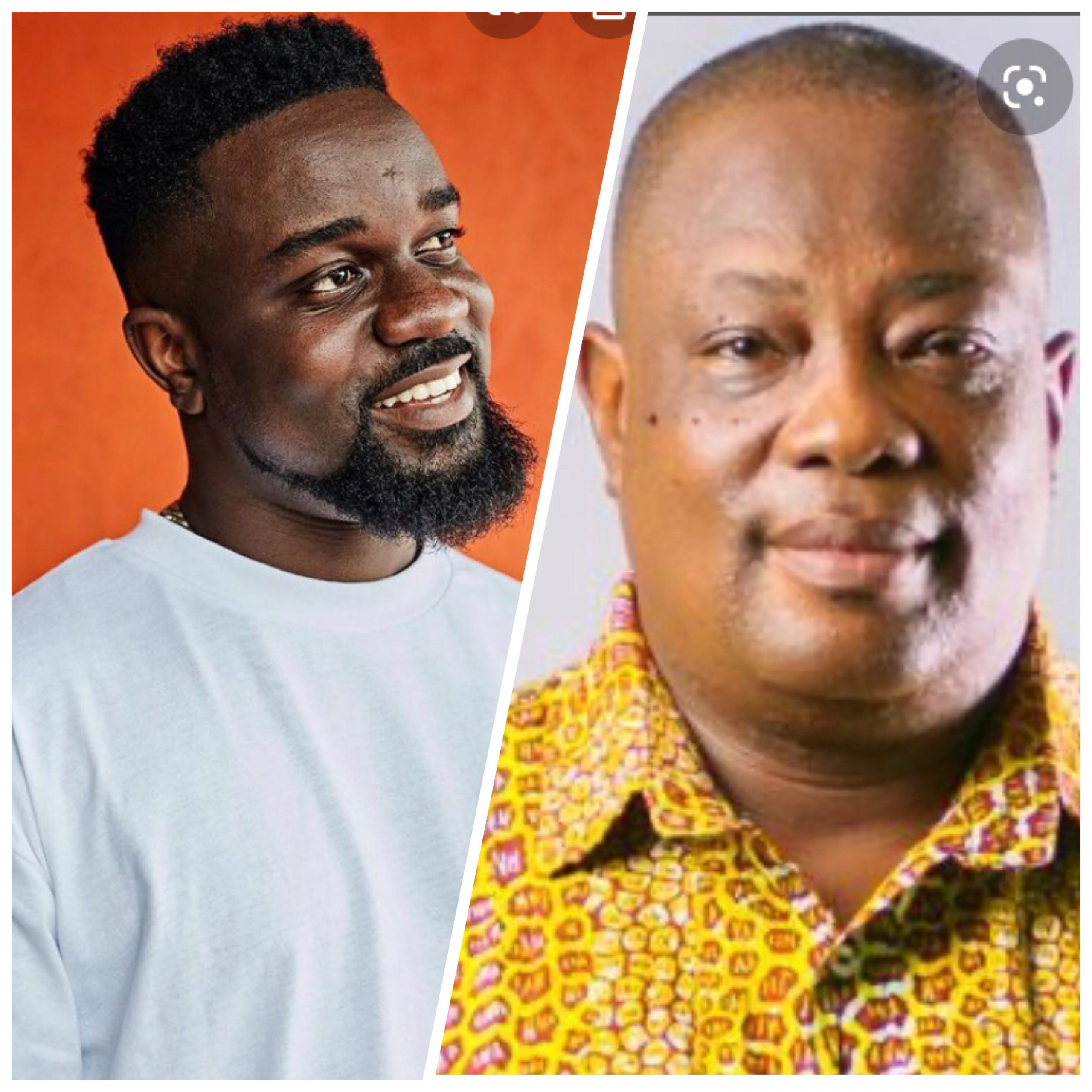 I can't be disappointed in Zapp Mallet, I take respect very seriously- Sarkodie