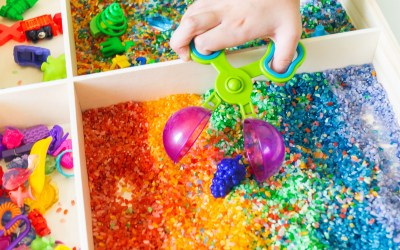 Everything You Ever Wanted to Know About Sensory Boxes