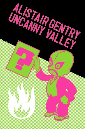 Uncanny Valley: Collected short stories