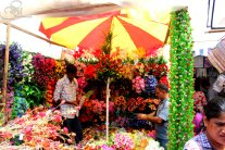 Artificial Flower vendor