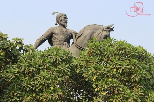 राजे (Statue of Raja Shiv Chatrapati Shivaji Bhosale)