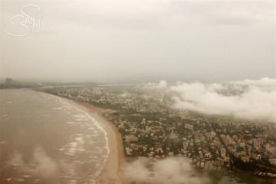 Arial View Mumbai