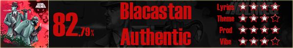 Blacastan-Authentic