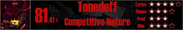 Tonedeff-CompetitiveNature