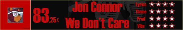 JonConnor-WeDontCare