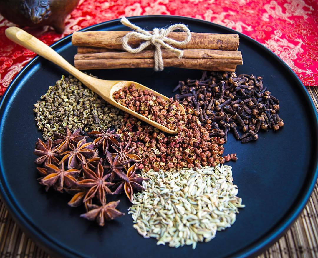五香與十三香 The Five Spices and Thirteen Spices