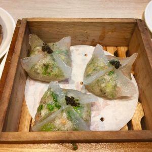Truffle Dumplings