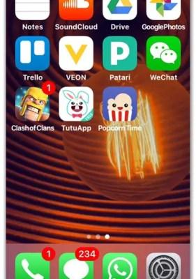 Instalar Popcorn Time en iOS: Método No Jailbreak 2019