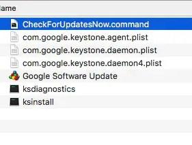 Cómo desactivar las actualizaciones automáticas de Chrome en Mac