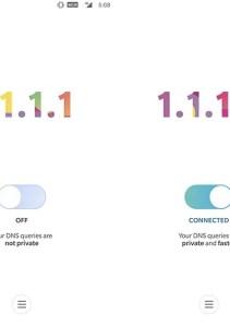 Cómo utilizar el Cloudflare 1.1.1.1.1 DNS para visitar sitios web bloqueados