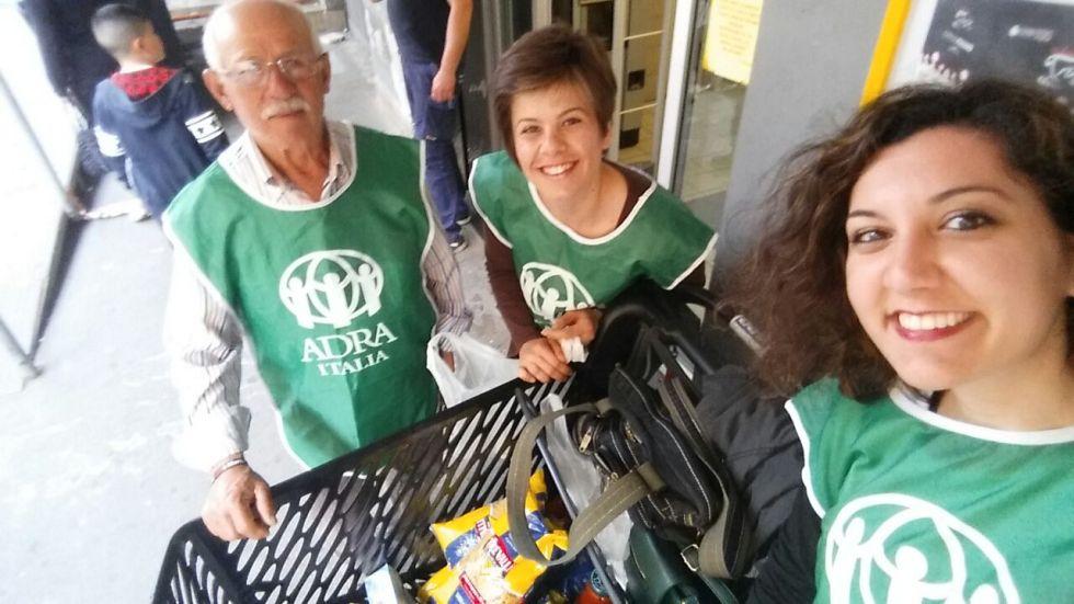 Volontari Di ADRA Lentini In Azione