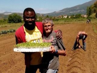 Intervista Sul Progetto Lavoriamo Terre Migranti