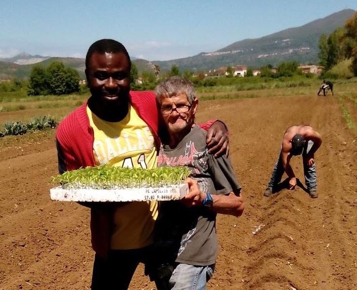 Lavoriamo Terre Migranti