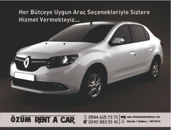 OLYMPOS RENT A CAR