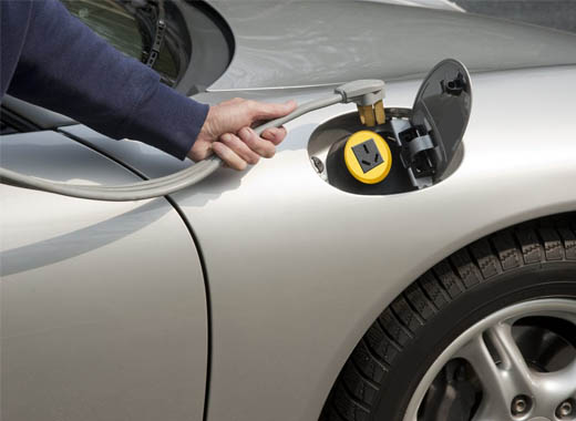 instalacion de cargadores para coches electricos