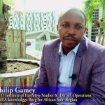 Philip Gamey, a Business Intelligence Consultant at the Institute of Executive Studies (IES)