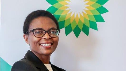 BP appoints first black female CEO
