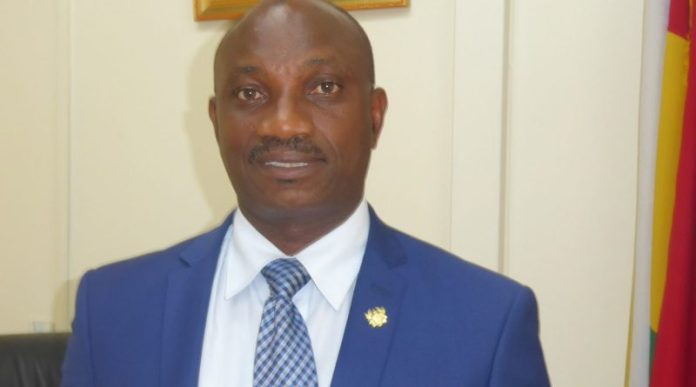Bright Wireko-Brobbey, Deputy Minister of Employment and Labour Relations