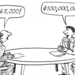 The old salary negotiation mindset has to change