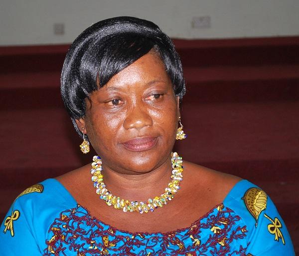 Ms Philippa Larsen, President of GNAT