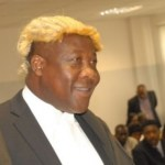 Benson Nutsukpui, President, Ghana Bar Association