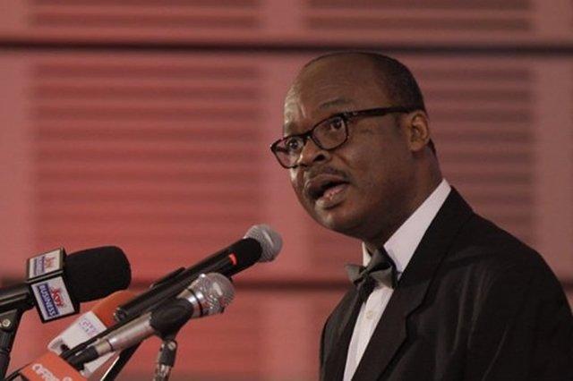 Dr. Ernest Addison - BoG Governor
