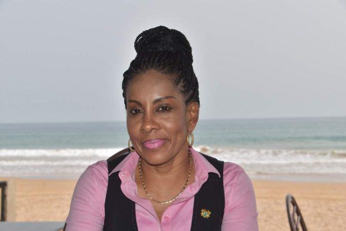 Mrs Abena Pokua Boaitey Amoah