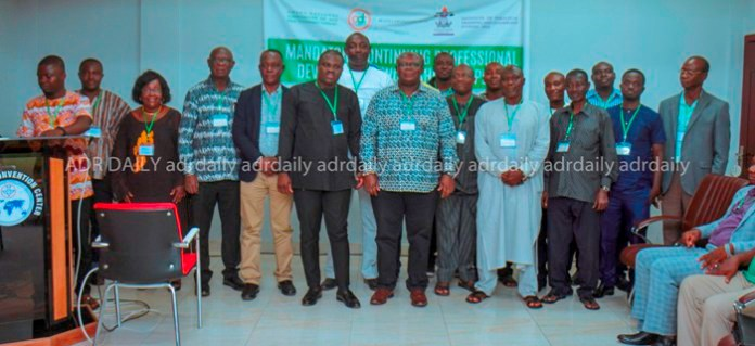 New members inducted into GNAAP last year