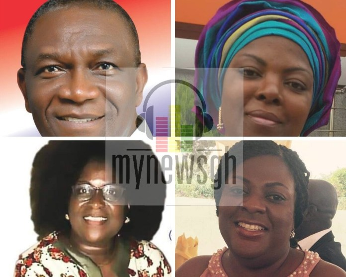 Late Agyarko and the widows