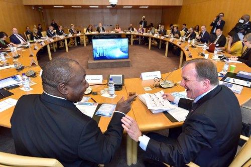 President Ramaphosa  - ILO Geneva 2018