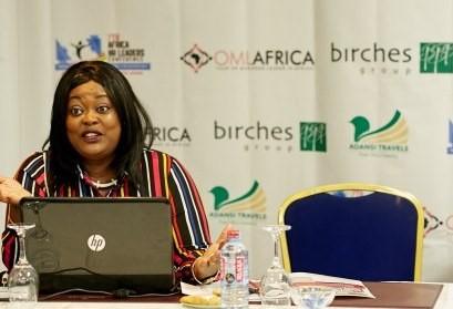 Anita Wiafe-Asinor, Managing Consultant & MD of OML Africa