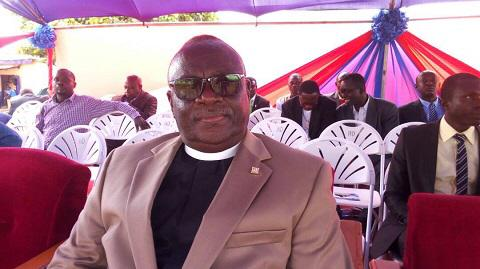 Apostle Alex Kwaku Ofosu — Gen. Sec. of the Apostolic Church-Ghana
