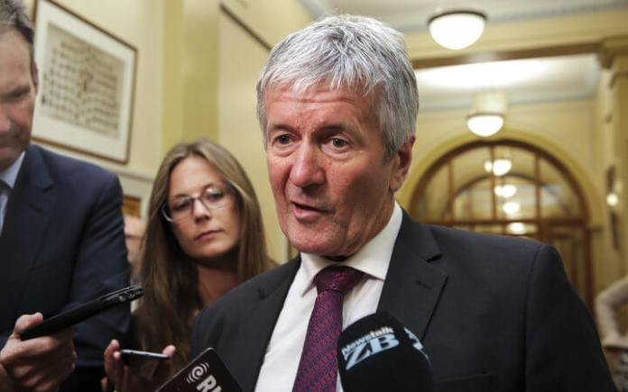 New Zealand Agric Minister Damien O'Connor