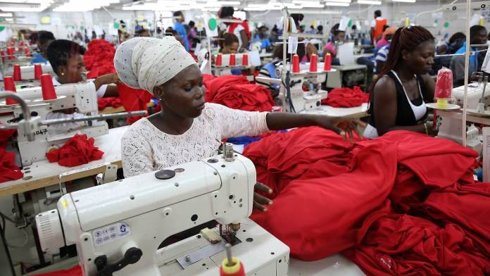 The report recommends increased female participation in labour force