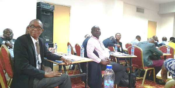 The participants were sensitised on mediation and arbitration procedures