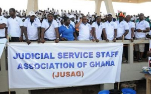 JUSAG is demanding a salary review