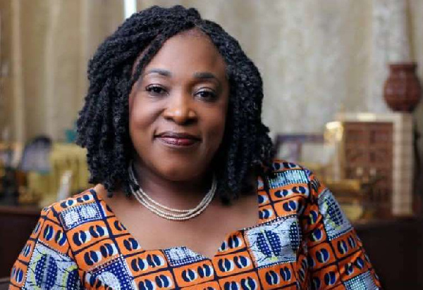 Minister for Foreign Affairs and Regional Integration, Hon. Shirley Ayorkor Botchwey